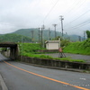 鉄橋の東西