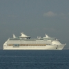 VOYAGER OF THE SEAS ~岸壁から~