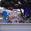 台南   藍晒圖文創園區です