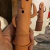 【埴輪を作ろう!】ハニワで風鈴作りにチャレンジ⁉️【季節を先取り】【今がチャンス】【だって夏は混むから】
