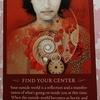 9月のカード FIND YOUR CENTER 自分の中心を見つける