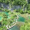 クロアチア旅行⑨: プリトヴィッツェ湖群国立公園