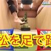 欅坂46の門松を踏むゲーム=キリスト教の踏み絵!  テレビマンの非常識。