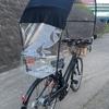 ≪これで雨の染み出しを防ぐ≫コロポックルの自転車屋根には絶対必要!!二重屋根の作り方。