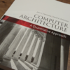 Computer Architecture: A Quantitative Approach 第6版を入手しました