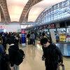 中国南方航空で広州へ、そして無料トランジットホテル
