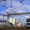 貨物列車 東海道旅客線迂回運転