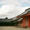 オリンパス Olympus Pen D で撮る京都御所