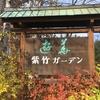 紫竹ガーデンで紅葉を楽しんできました