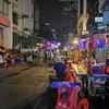 風邪でも遊びに行く、バンコクの週末なんで!