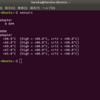 UbuntuでターミナルからCPU温度を確認する