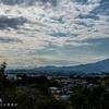 箱根の山々・・・