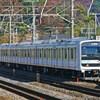 11月29日撮影 東海道線 大磯~二宮間 久々に209系改 mue-trainを撮る①