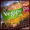 ポテトだけじゃない、野菜のチップス、ベジップス!