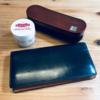 GANZO(ガンゾ)『シンブライドル長財布』、3年使用レビュー。バレンタインや誕生日のプレゼントにお勧め。