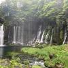 白糸の滝 富士山世界遺産の構成要素 音止の滝 お得駐車場情報