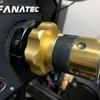 ベルトドライブとダイレクトドライブの質感は別物です/FANATEC
