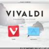 Mac版のVivaldiを動かしてみた