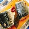 自家製鯖の水煮