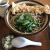 松月庵でおそば食べました。