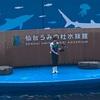 仙台うみの杜水族館&塩釜神社(帰省してましたのよ)