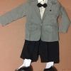 【公立幼稚園入園式】主役(男の子)・パパ・ママ・下の子の服装と持ち物【実際に行ってきた】