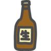 キレートレモンスパークリングの副産物 Pontaポイントでビールもいただきました