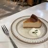吉祥寺の雑貨屋さんカフェ「四歩」さんのチーズケーキがとっても美味しい。