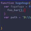 【Visual Studio Code】ほぼテキストエディタとして使っている私の設定を晒してみます。