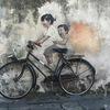【マレーシア旅】独創的なストリートアートを探しにペナン島・ジョージタウンを街歩き! おすすめ料理も