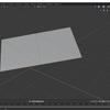 Blender2.8でポリゴンを折り紙のように折りたたむ