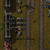 Factorio 蒸気機関車