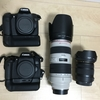 Canon EOS 70D/8000D用バッテリーグリップを導入してみた
