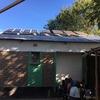 バオバブの蜂蜜でソーラーパネルを購入して電気が村に開通する。