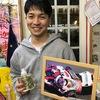 ウィキペディアにも登場!地元鈴鹿レーシングの亀井雄大選手