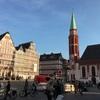 ドイツ旅行 フランクフルトの街歩き編