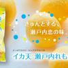 衝撃的にウマイ「イカ天 瀬戸内れもん味」を食べるべし!!
