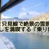 【鉄道】JR只見線で絶景の雪景色。癒しを満喫する『乗り鉄旅』。人気の撮影地、第一橋梁で只見川を渡ろう。