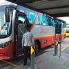 シンガポールへふらり(その2:バスでマレーシア、船でインドネシア国境越えなどの話)