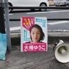 新成人向けの社民党の街頭宣伝
