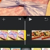 iPhoneのiMovieの編集方法【3. スライドショーの写真のフィルターの種類と選び方】