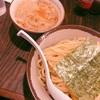 【ラーメン】黄金のつけ麺♪