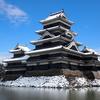 日本100名城を巡るNo.18 ー 松本城