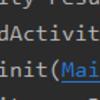 【Android】Activityを開いたらLogcatにそのActivityへのリンクを表示する