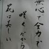 浜ちゃん日記 人は自分の役目を一生懸命果たすときが一番美しい。
