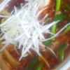 陸王 台湾麺 ご飯少な目