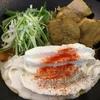 ディープインパクトなスープカレーうどんは野菜の旨味たっぷりん♪ ∴ 北海道咖喱饂飩 亀 市電通店