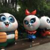 【三つ子のパンダもいるよ】広州にある広州動物園と広州香江野生動物世界でパンダ三昧。