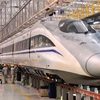 Thailand hopes to have bullet trains running by 2023