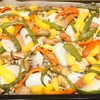 ほったらかしの簡単料理ぎゅうぎゅう焼き/ぎゅうぎゅう焼きリメイクカレー(*^_^*)